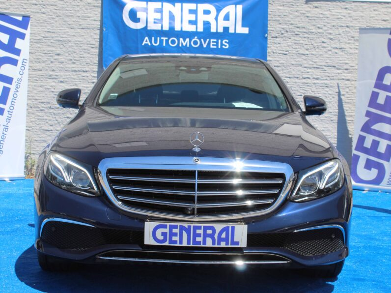 MERCEDES-BENZ E 350 CDI EXCLUSIVE AUT. completo